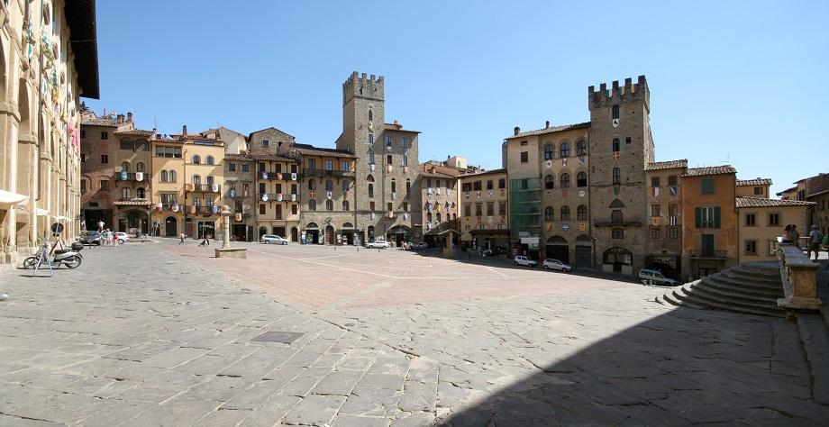 Arezzo Near Florence