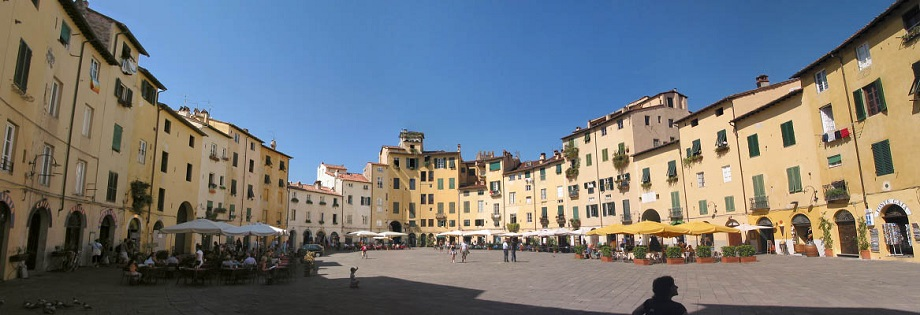 Lucca Near Florence
