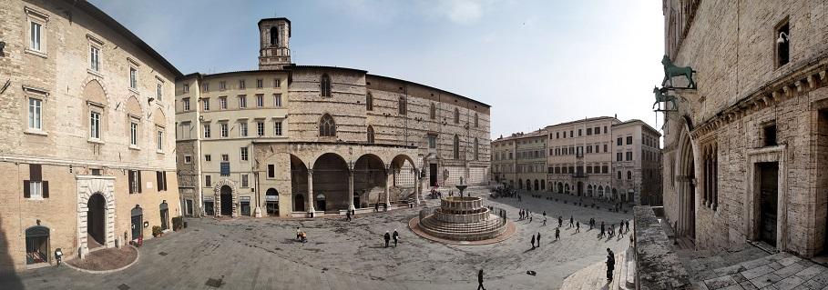 Perugia Near Florence