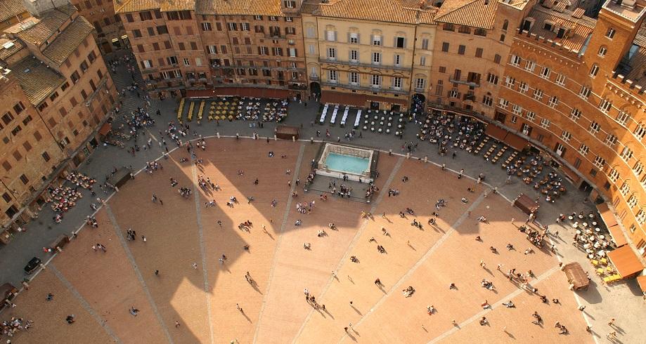 Siena Near Florence