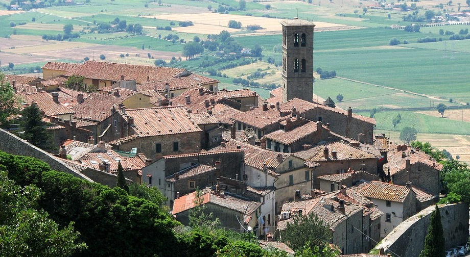 Cortona Around Florence