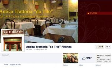Antica Trattoria da Tito in Florence