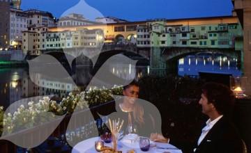 Borgo San Jacopo Restaurant in Florence