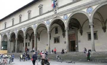 Ospedale degli Innocenti in Florence