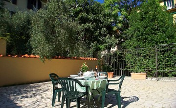 Terrace with Table