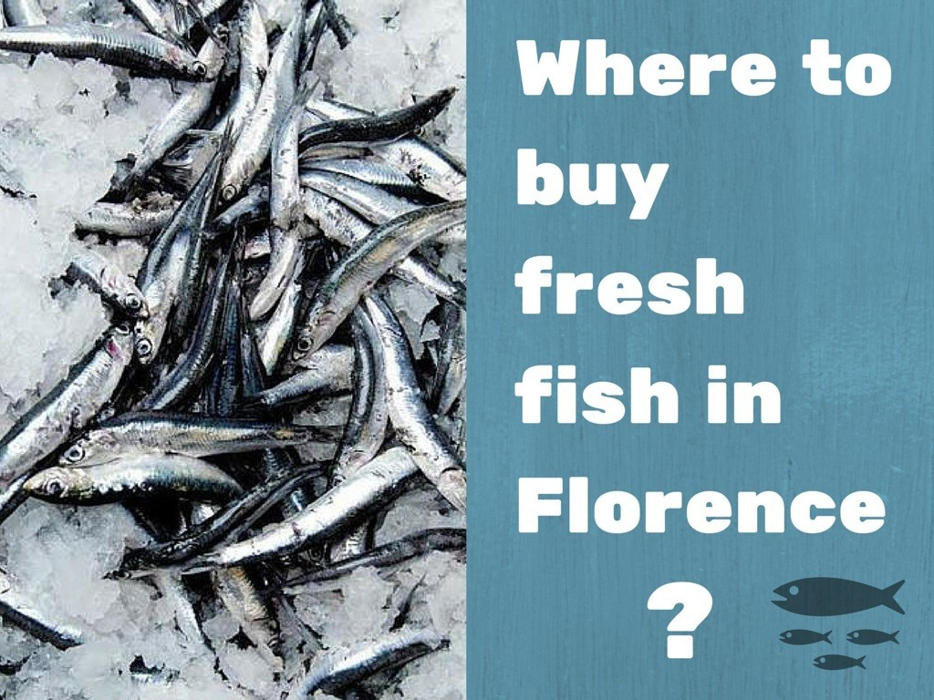 Where to buy fresh fish in florence for Fish to buy