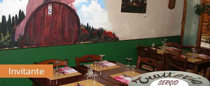 Trattoria da Sergio Restaurant in Oltrarno
