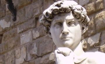 The Replica of David from Buonaroti