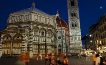 Florence Duomo at Night