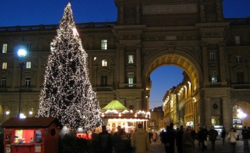 Christmas in Florence