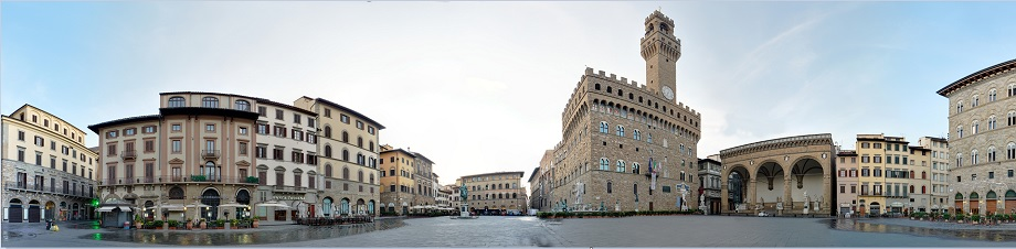 Piazza Signoria in Florence