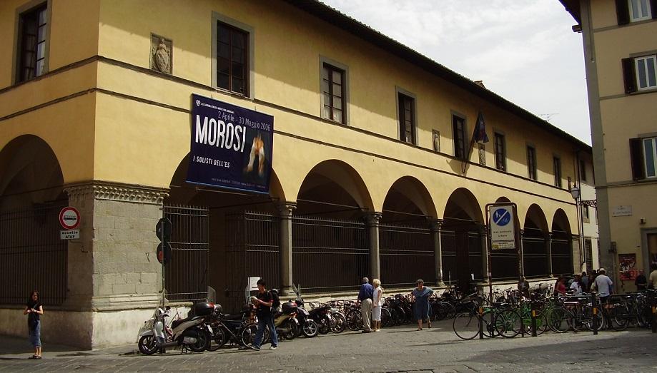 Piazza San Marco Galleria delle Belle Arti