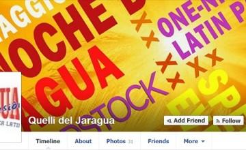 Jaragua disco club in Florence