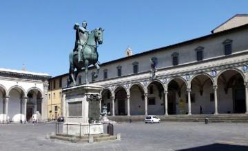 Piazza Santissima Annunziata Florence