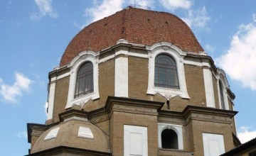 The Medici Chapel Outside