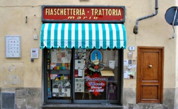 Trattoria da Mario in San Lorenzo Florence