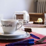 Table with Coffee Cup