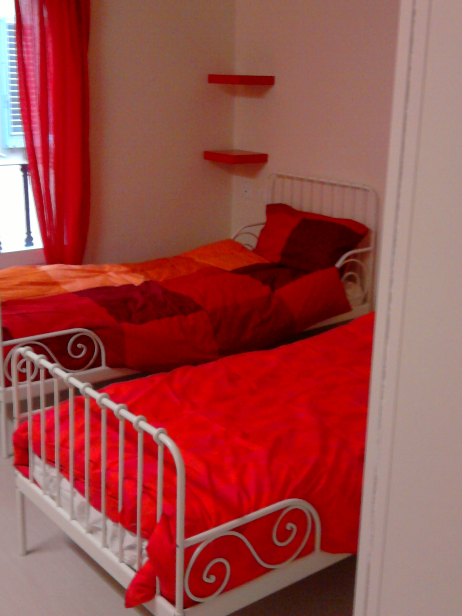 Bright Red Suite Luxury Apartment In Florence