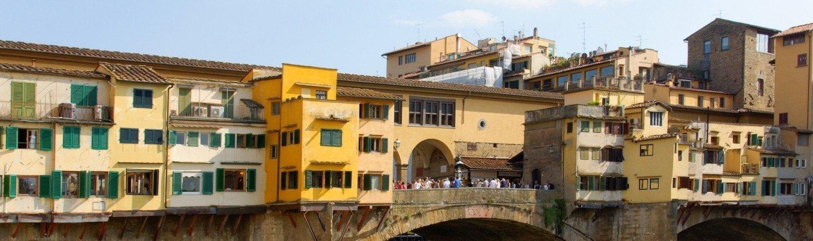 Ponte Vecchio Header Image Firenze Lodging